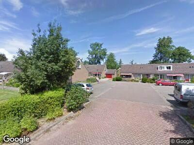 Ambulance naar Sint Jozefpark in Tuitjenhorn