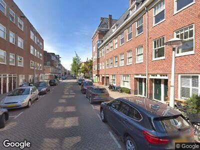 Besteld ambulance vervoer naar Hudsonstraat in Amsterdam
