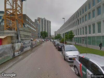 Besteld ambulance vervoer naar Montessoriweg in Rotterdam