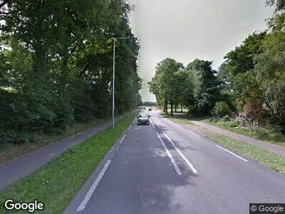 Ambulance naar Lijnweg in Rhenen
