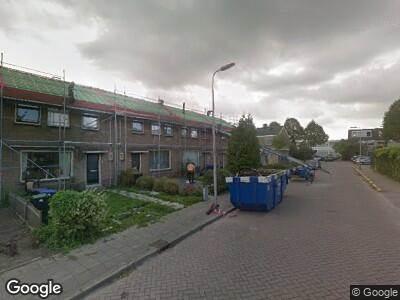 Brandweer naar Notaris Kruytstraat in Bergschenhoek vanwege waarnemen gaslucht