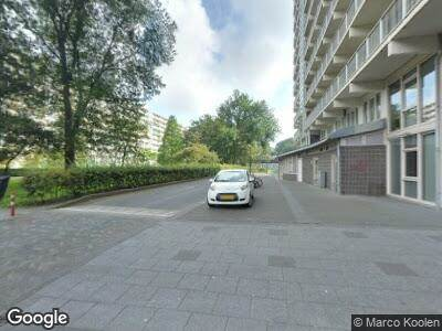 Ambulance naar Haag en Veld in Amsterdam