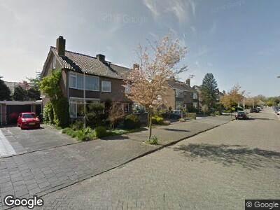 Ambulance naar Bloemenstraat in Ridderkerk