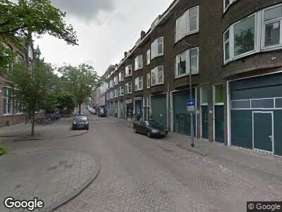 Ambulance naar Schoonderloostraat in Rotterdam