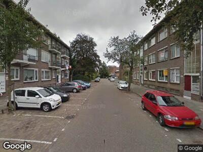 Ambulance naar Tapuitstraat in Rotterdam