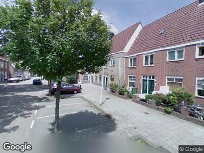 Brandweer naar Vestastraat in Rotterdam