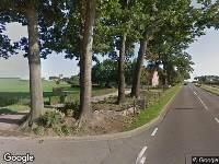 112 melding Brandweer naar Wylerbaan in Groesbeek