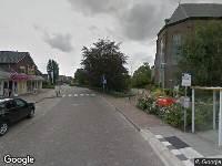 112 melding Ambulance naar Dorpsstraat in Tuitjenhorn