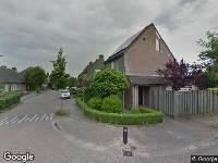 112 melding Ambulance naar De Venakker in Esch