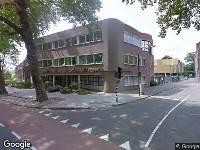 112 melding Traumahelikopter naar Oranjepark in Dordrecht