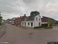112 melding Ambulance naar Van Sasse Van Ysseltstraat in Boxmeer