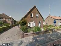 Ambulance naar Veldweg in Cuijk