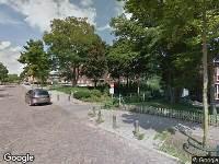 112 melding Brandweer naar Ubbergseveldweg in Nijmegen vanwege waarnemen gaslucht