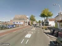112 melding Ambulance naar Boulevard in Roosendaal