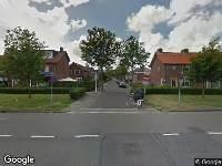 Ambulance naar Molenstraat in Zoetermeer