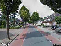 112 melding Ambulance naar Dorpsstraat in Harskamp