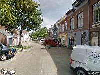 112 melding Ambulance naar Van Goorstraat in Breda