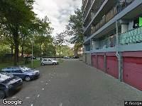 112 melding Ambulance naar Brahmslaan in Delft