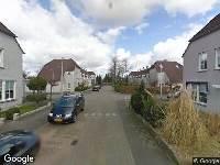 112 melding Ambulance naar Delfgauwstraat in Tilburg