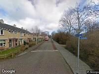 112 melding Ambulance naar Populierenlaan in Wieringerwaard
