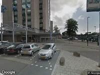 112 melding Politie naar Jaarbeursplein in Utrecht vanwege aanrijding met letsel