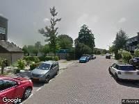 112 melding Ambulance naar Europaweg in Zwijndrecht