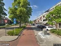 Brandweer naar Rembrandtweg in Amstelveen