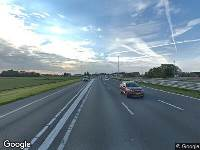 112 melding Ambulance naar Rijksweg A2 in Bruchem