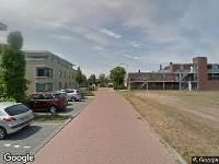 112 melding Ambulance naar Bergseveld in Werkendam