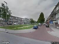 112 melding Ambulance naar Carnissesingel in Rotterdam