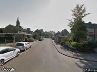 112 melding Ambulance naar Boterbosstraat in Overasselt