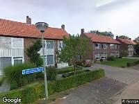 112 melding Ambulance naar Doornakkerlaan in Boxtel