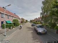 112 melding Ambulance naar Prinses Irenestraat in Broek op Langedijk