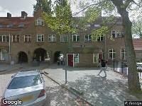 112 melding Ambulance naar Vestastraat in Rotterdam