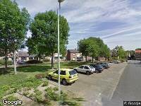 Brandweer naar Prins Willemstraat in Hoensbroek