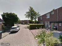 112 melding Ambulance naar Huibersakker in Zaltbommel