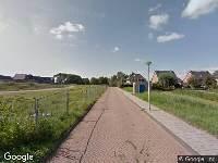 Ambulance naar Slotgrachtlaan in Bergambacht