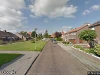 112 melding Besteld ambulance vervoer naar Beukenkampstraat in Werkendam