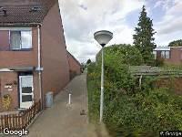 112 melding Ambulance naar Sara Burgerhart erf in Capelle aan den IJssel