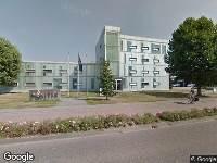 Ambulance naar Spinding in Cuijk