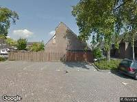 Ambulance naar Krekelveen in Spijkenisse