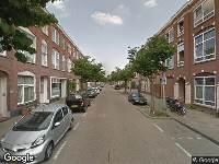 112 melding Brandweer naar Johannes Camphuysstraat in Utrecht