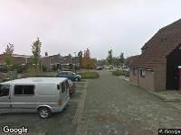 112 melding Ambulance naar Terschellinghoeve in Vlaardingen