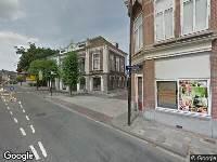 112 melding Ambulance naar Kromhout in Dordrecht