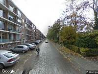112 melding Ambulance naar Abraham Kuyperweg in Dordrecht
