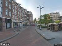 Ambulance naar Tweede van Swindenstraat in Amsterdam