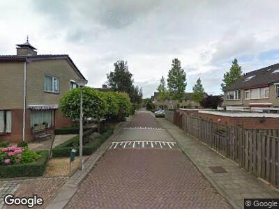 Ambulance naar Omloop in Strijen