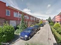 Ambulance naar West-Pietermanstraat in Rotterdam