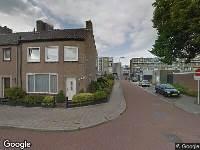 Ambulance naar Torenstraat in Roosendaal