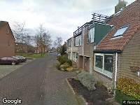 Ambulance naar Boterbloem in Zwaag